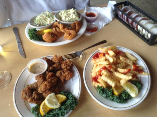 Seabreeze on the Dock : seabreeze lunches