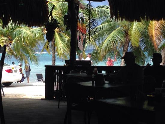 Monkey Island Beach Cafe: Great views