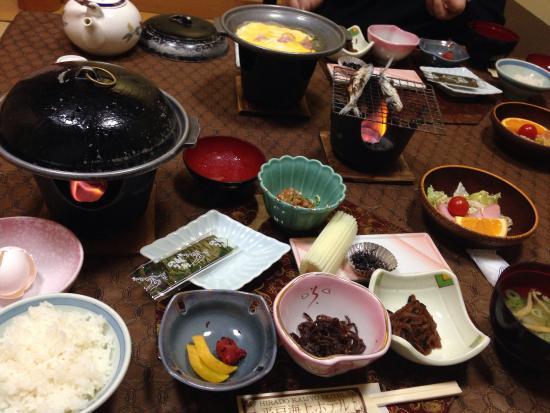Hirado Kaijyo Hotel: 朝食