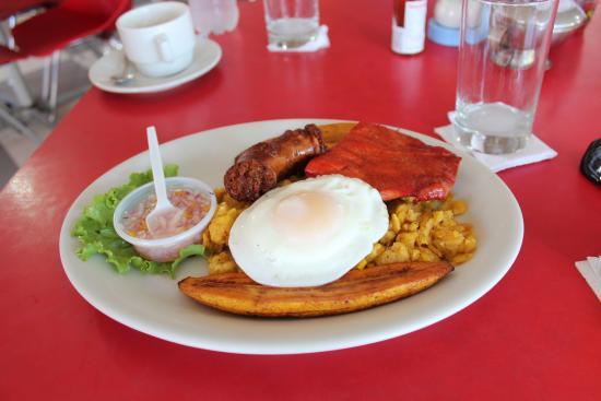 Ari's Burguer: Breakfast