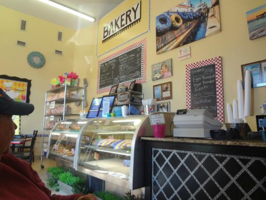 Andy S Flour Power Cafe Bakery Panama City