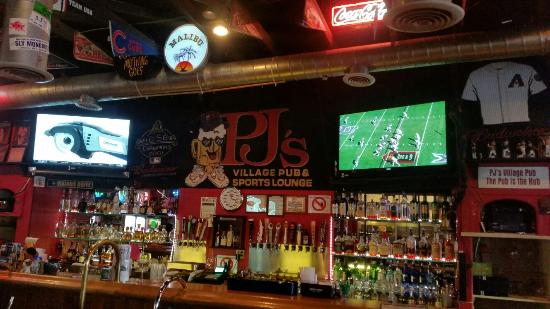 PJ's Village Pub & Sports Lounge