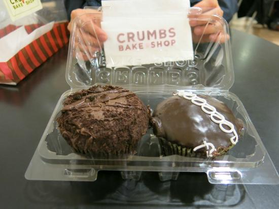 Crumbs Bake Shop: Muffins!