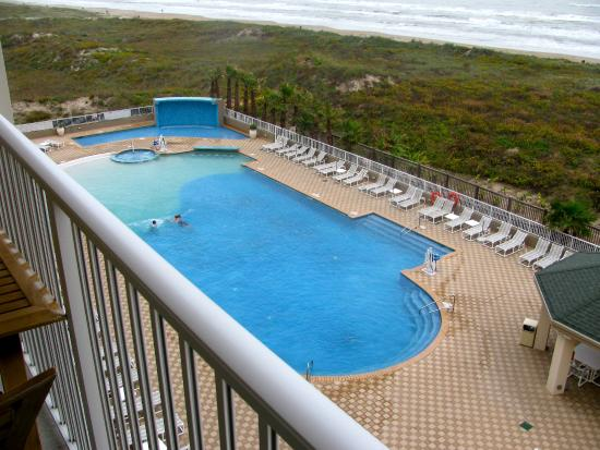 Gorgeous Pool And Hot Tubs Picture Of Hilton Garden Inn South