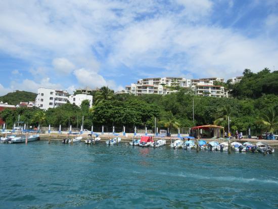 Santa Cruz Bay: Bay