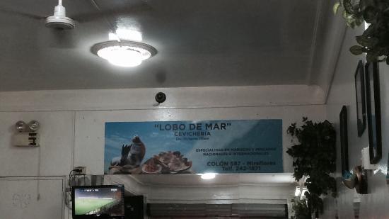 Cevicheria Lobo de Mar