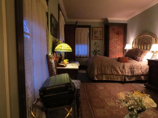 The Inn San Francisco: Room 37.