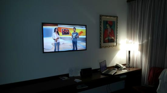 Fora Hotel Hannover: Modern TV, fast Wifi connection
