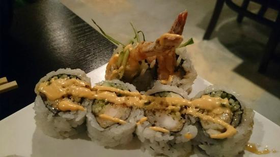 Spicy Shrimp Roll Picture Of Sushi Station Thunder Bay Tripadvisor Agoda.com tagab madalaimad hinnad paljude teiste restoranid ja kohvikud lähedastes hotellides. sushi station thunder bay tripadvisor