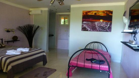 Ristorante Las Lajas Residence : chambre
