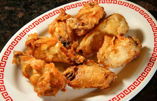 Crispy Fried Chicken Wings Jimy Wens Voted Best Chinese Food In
