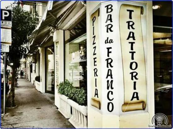 Da franco trattoria pizzeria viareggio ravintola arvostelut tripadvisor - Bagno maurizio viareggio ...