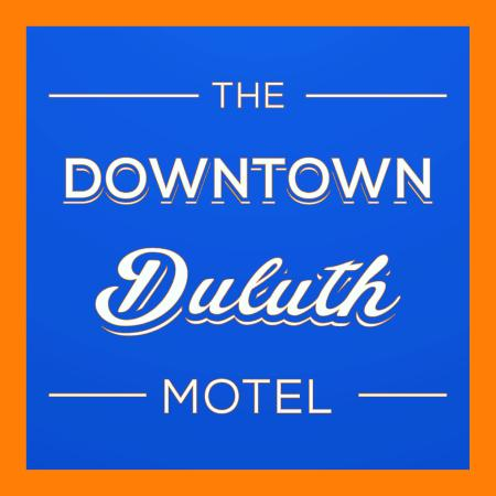 The Downtown Duluth Motel: Hotel Logo