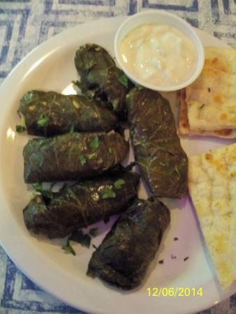 Santorini's Greek Cuisine