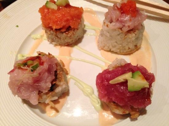 Matsuri Japanese Restaurant: 😂Invitation From the White House