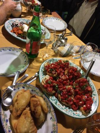 Ristorante artistico Bellavista: best appetizers ever