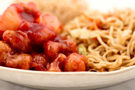 Sweet And Sour Pork Jimy Wens Voted Best Chinese Food In The San