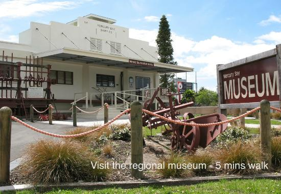 Mercury Bay Museum Whitianga