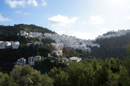 Hotel Rural Casares: The town of Casares