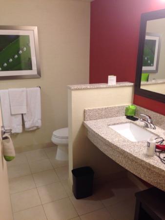Courtyard Glenwood Springs : Bathroom
