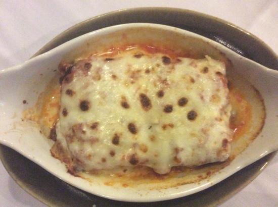 La Lanterna: lasagne