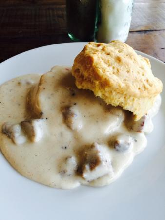 Comfort Market: Biscuits and Gravy on Sundays
