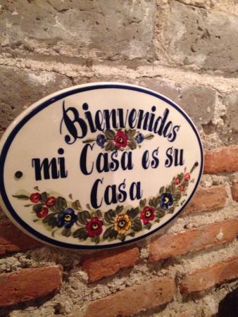 Hacienda Real: Mi Casa es su Casa!