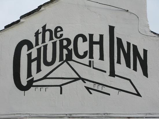 The Church Inn: The Church In Birtle