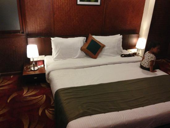 La Calypso Goa: Room