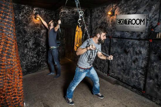 Exit Room TLV