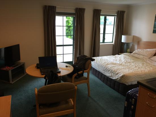 Greenlane Manor Motel: Room 2