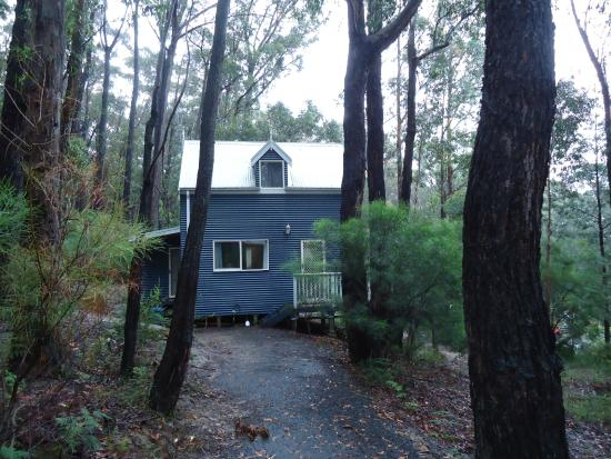 Silvertop Cottages: Our cottage