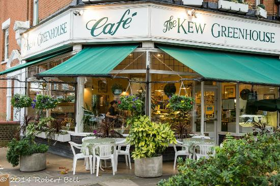The Kew Greenhouse Cafe