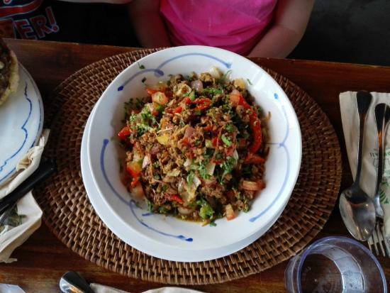 Bumbu Bali: Sauteed Lamb