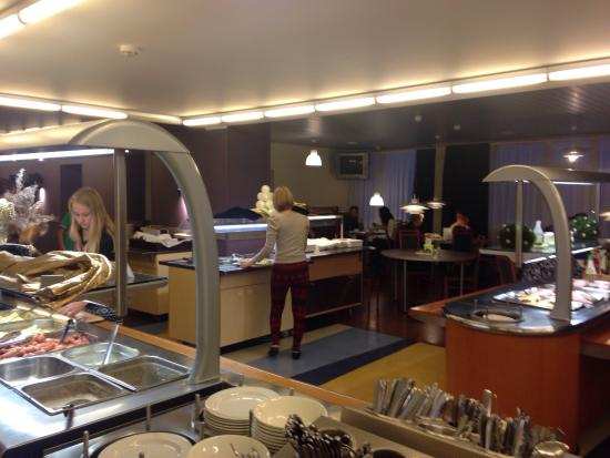 Estonia Medical Spa & Hotel: Breakfast