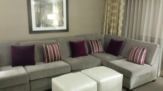 Sheraton Hartford South Hotel: #227 suite