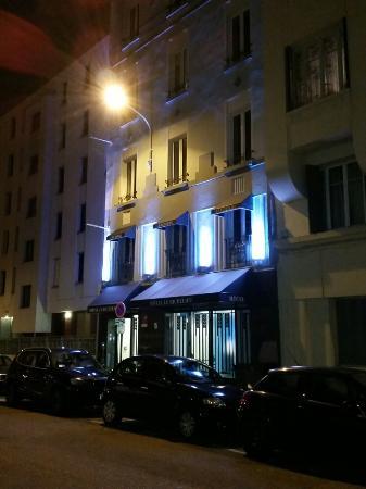 BEST WESTERN Richelieu Lyon Part-Dieu: Aussenamsicht