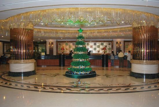 Windsor Plaza Hotel: 4th floor reception