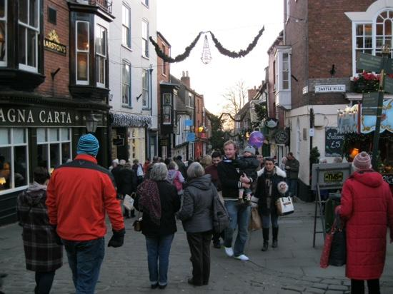 Lincoln Christmas Market : christmas in Lincoln