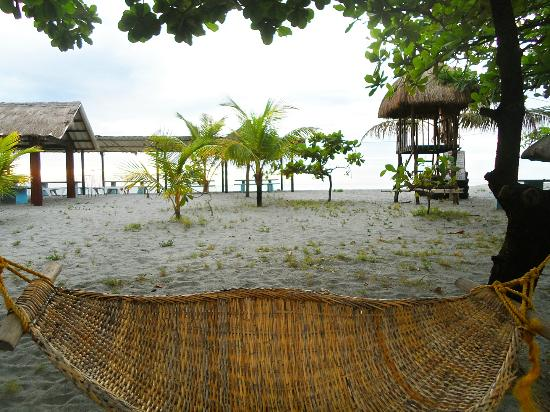 Rama International Beach Resort Hammocks At The Beachfront