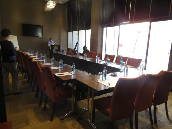 BEST WESTERN PREMIER Nairobi: Athi Conference Room