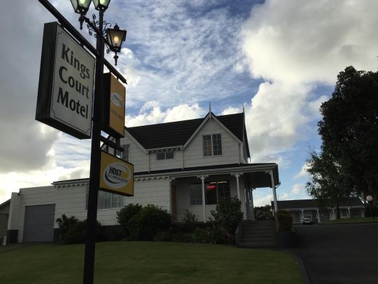 Kings Court Motel: King's Court Motel