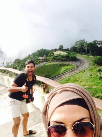 Gunung Raya: The feeling you get when you reach the top ��