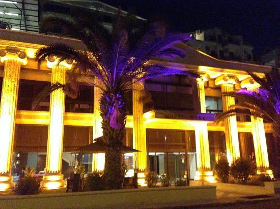 Hera Hotel : Dıştan