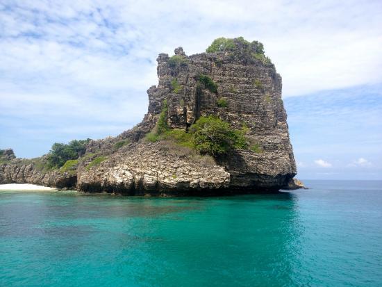 Krabi Province, Thailand: Koh Haa