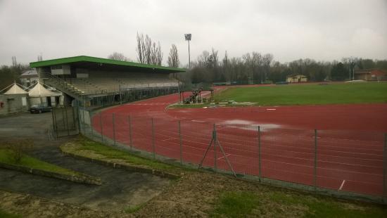 Centro di atletica Lauro Grossi