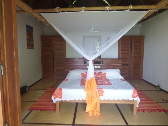 Coco Komba Eco Lodge Madagascar: Zimmer