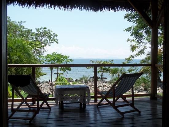 Coco Komba Eco Lodge Madagascar: Balkon