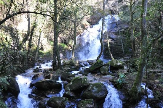 Sever do Vouga, Portugal: Cabreia waterfall.