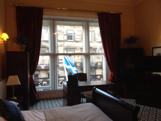 Edinburgh Thistle Hotel: Manor Suite